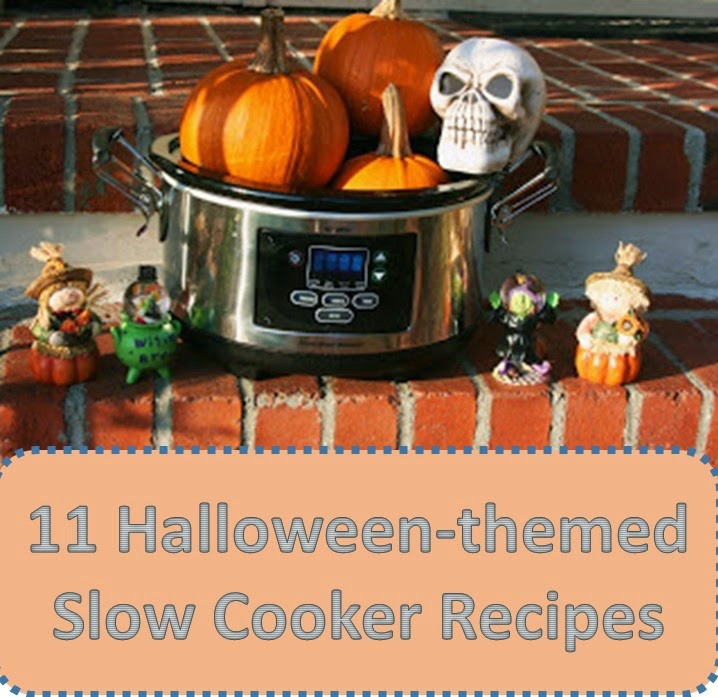vegetarian halloween recipes halloween slow cooker recipes a year of slow cooking