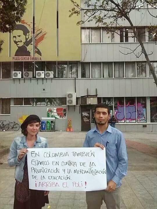 Kikka 2014 En Colombia Apoyan Al Poli Ipn Lucha