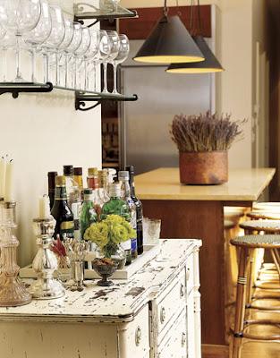 Decora el hogar ideas de decoraci n para el mini bar - Ideas decoracion bar ...