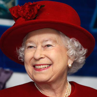 Queen Elizabeth's secret script