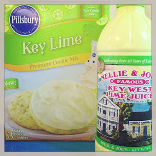 The Martha In Me Key Lime And Coconut Rice Krispie Treats