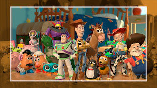 marco fotos photoshop toy story resultado