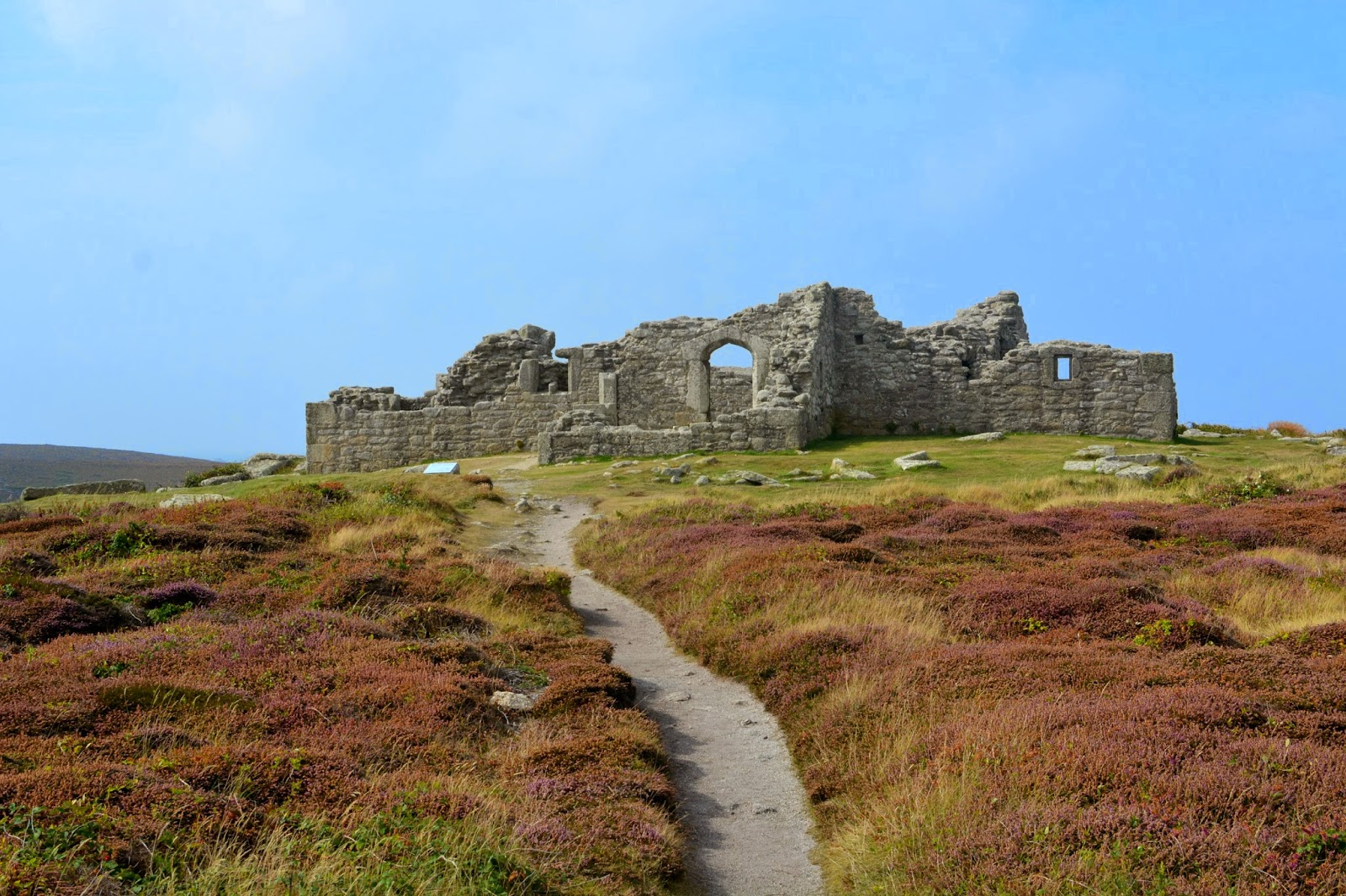 King Charles Castle Isles of Scilly