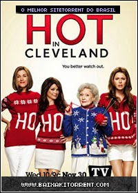 Capa Baixar Série Hot in Cleveland 5ª Temporada   Torrent Baixaki Download