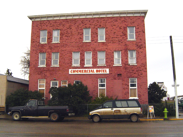 Railway & Main: Small-Town Saskatchewan Hotels: Tragedy in ...