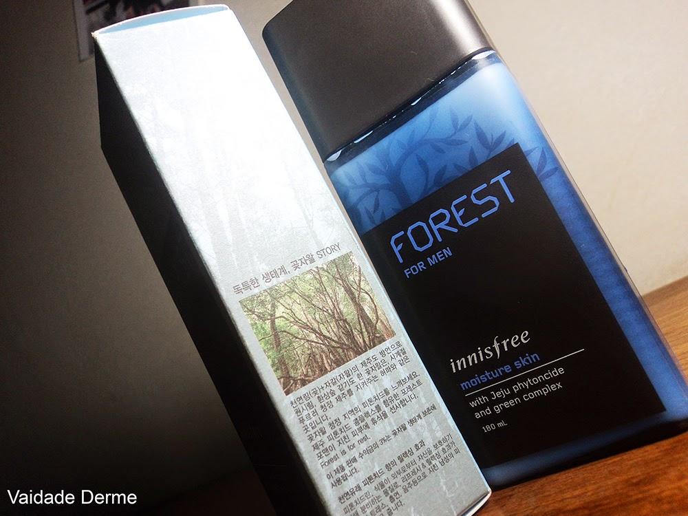 Forest For Men Innisfree Moisture Skin