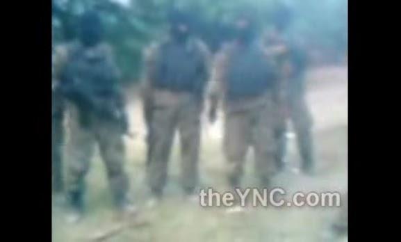 VÍDEO:CDG descuartiza a un Zeta con un hacha El Blog del Narco