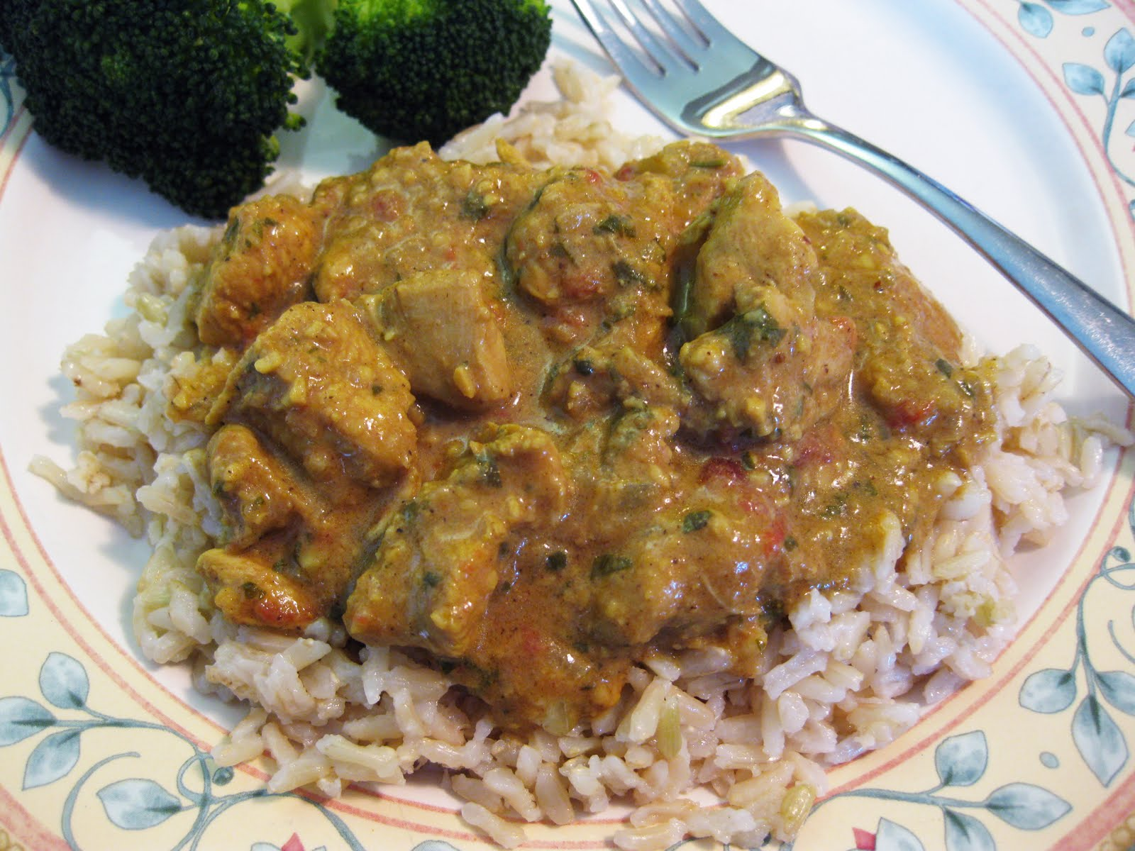 Bloatal Recall: Chicken Curry with Cashews
