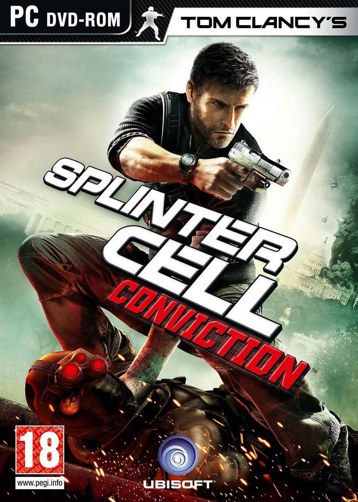 Splinter Cell: Conviction Repack PC Game Download