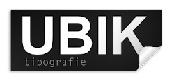 Ubik Tipografie