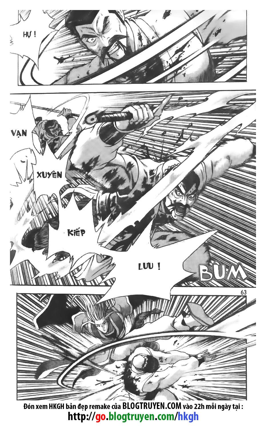 xem truyen moi - Hiệp Khách Giang Hồ Vol29 - Chap 196 - Remake