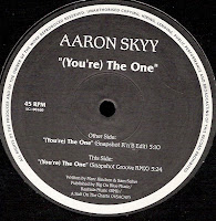 Aaron Skyy - (You're) The One (VLS) (1999)