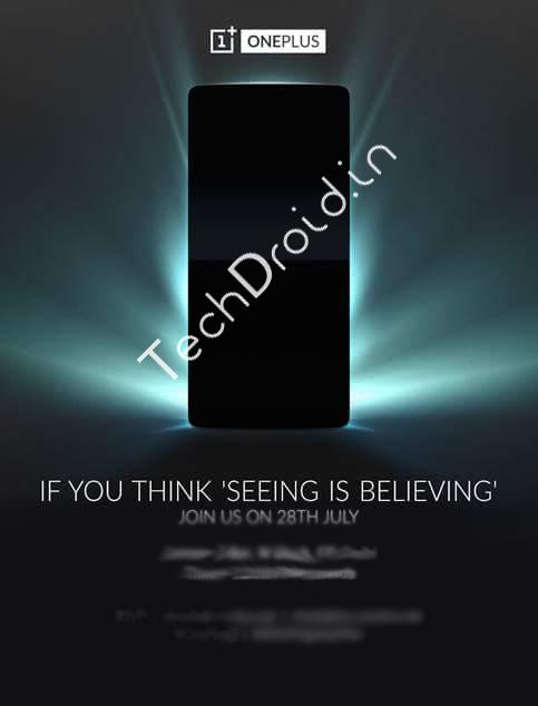 OnePlus 2 India Invite