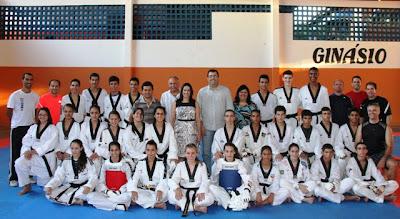 Porto Seguro sedia Camping Nacional de Taekwondo