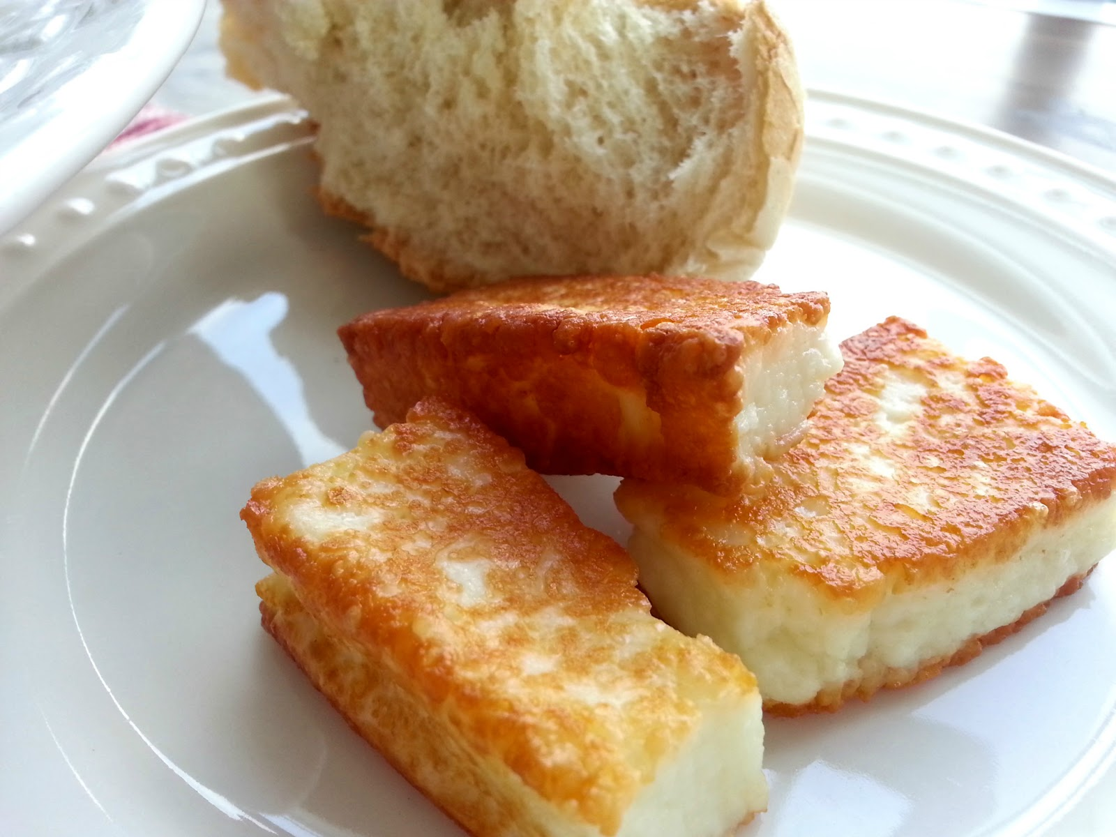 How To Make Fried Cheese Recipe — Dishmaps