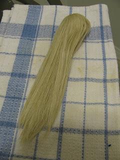 Straightened Soom Glot Wig