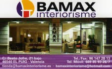 BAMAX INTERIORISME