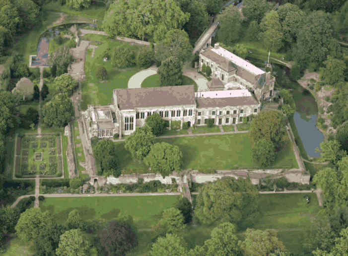 The Devoted Classicist Eltham Palace London