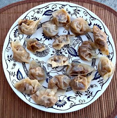 Dim Sum Steamed Dumplings
