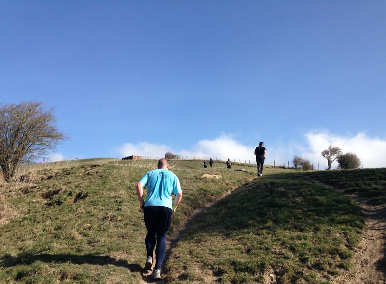 FitBits - South Downs Way - RunBrighton - Brighton Marathon Training