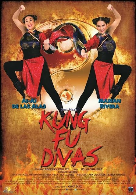 Kung Fu Divas 2013