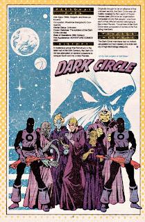 Circulo Oscuro (ficha dc comics)
