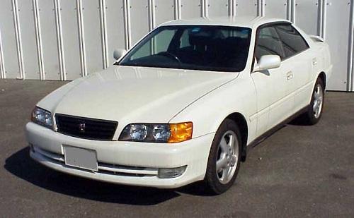 CHASSER - 1996