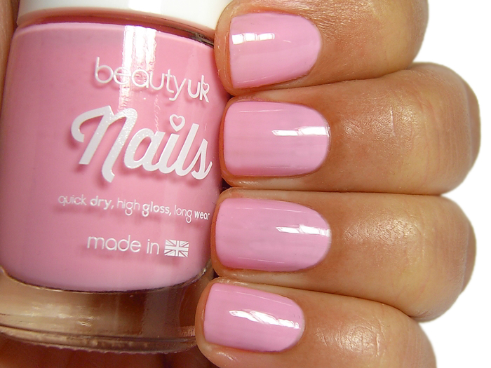 Beauty UK Nails - Pink Lemonade