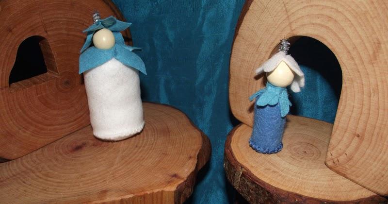 Crafty By Nurture Crafty Tutorial Winter Waldorf Gnomes