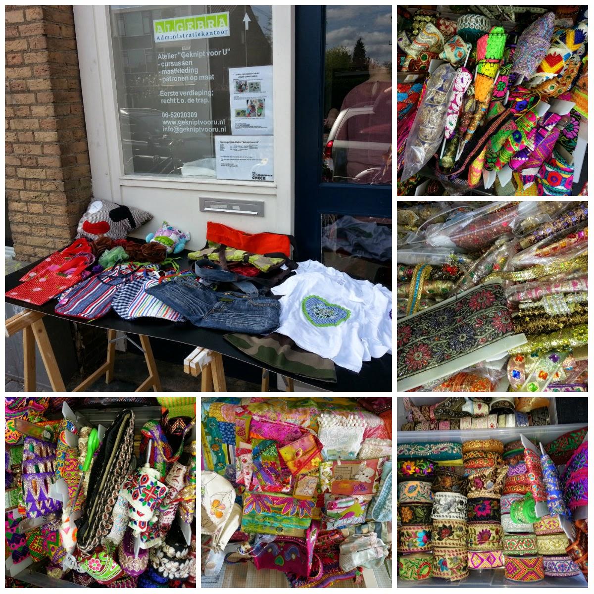 Lintjesmarkt Utrecht, Geknipt voor u
