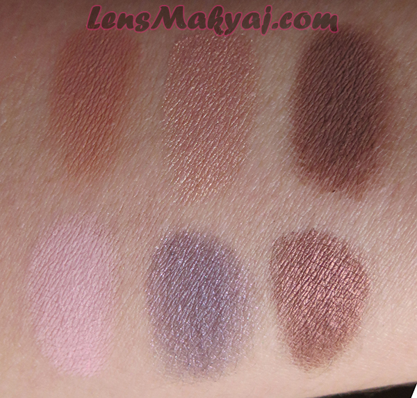 Too Faced Chocolate Bar Swatch