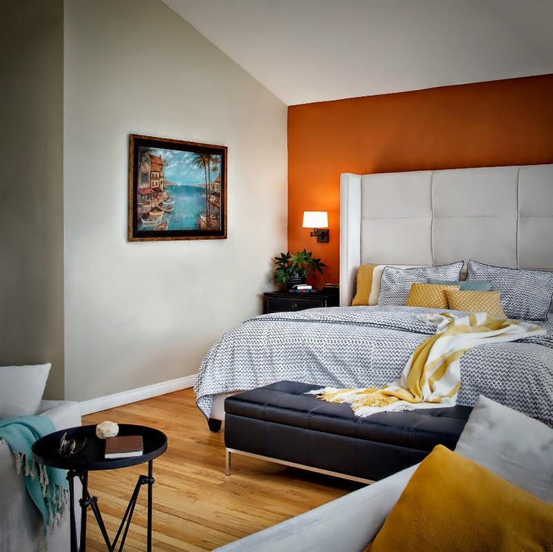 desain ruang tidur terbaru
