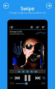 Rocket Music Player v3.3.1.27 APK Android