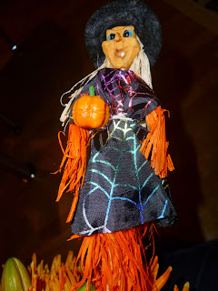 Festejando o Halloween!