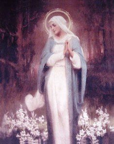 Spiritual Mother Mary