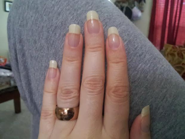 nail biter long natural