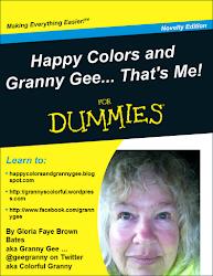 Gloria Faye Brown Bates/aka Granny Gee