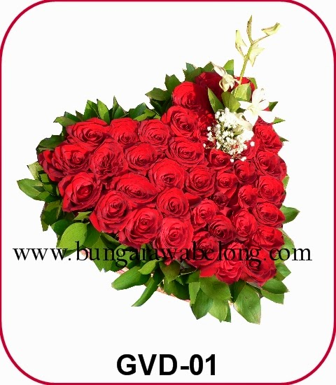 Big Luxury Valentine Flower Bouquet