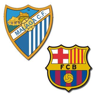 Prediksi Skor Akhir Pertandingan Malaga vs Barcelona (14 Januari 2013)