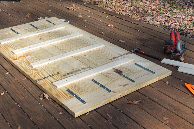 Carolina charm diy farmhouse dining table - How to make a wood table three design ideas easy to build step by step ...