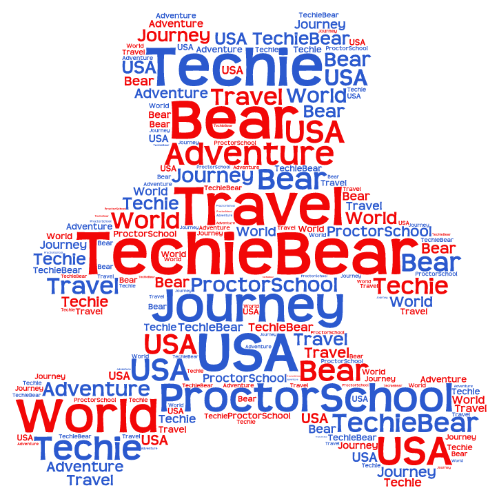 Click on Techie Bear to Visit His Blog