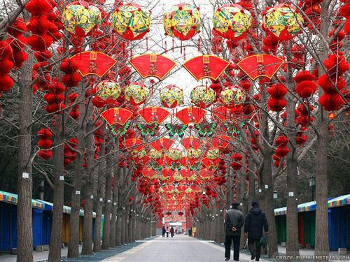 Top Decoration For Chinese New Year Celebration