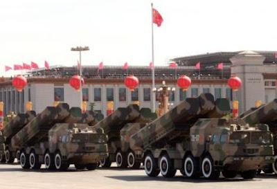 Tank Misil China