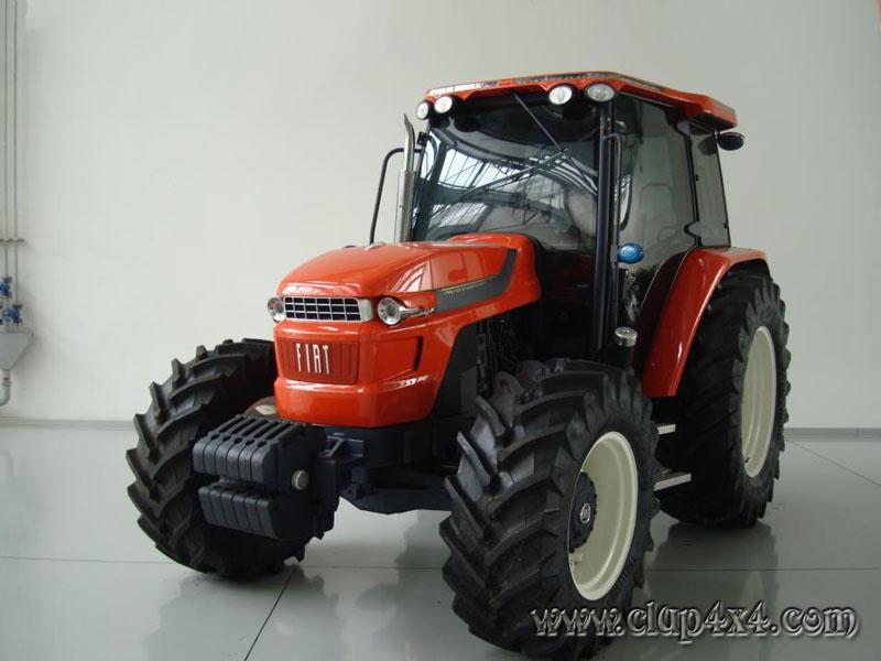 Tractors Farm Machinery Fiat 640 Concept