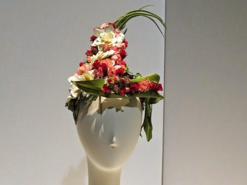 Philadelphia Flower Show Hats: Maria Montez