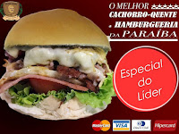 LIDER LANCHES - A melhor Hamburgueria da Paraíba.