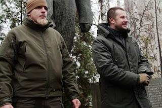 Каратель Билецкий строит новую партию на базе батальона «Азов»