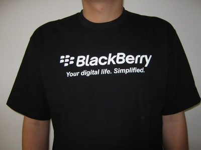 Kaos Blackberry