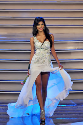miss earth 2011 long evening gown competition