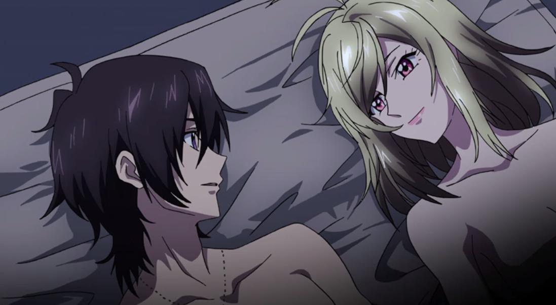 dub english Hot hentai lesbian threesome